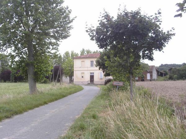 Mairie - Fornex