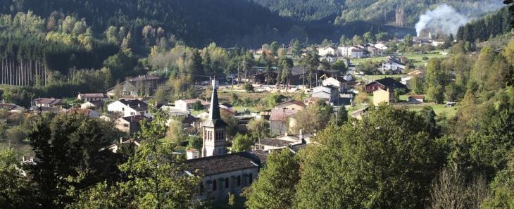 Fougax - Fougax-et-Barrineuf
