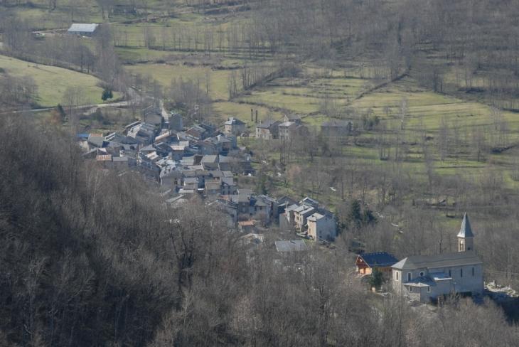 Vue depuis Rizoul - Goulier