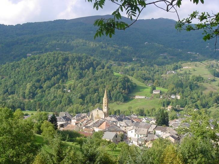 Village de Massat