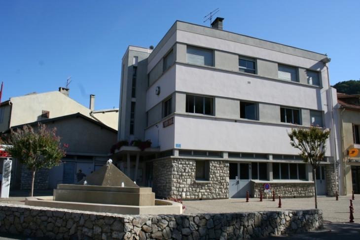 Mairie de Mercus Garabet - Mercus-Garrabet