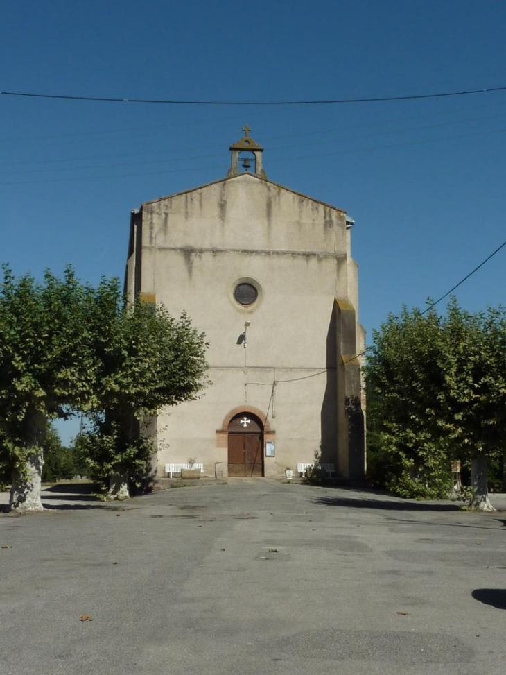 Eglise  - XIXème - Pailhès