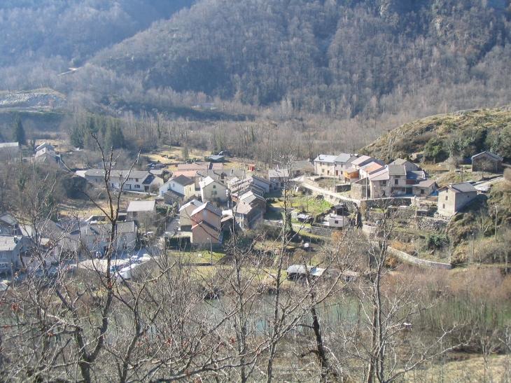 Le Castelet - Perles-et-Castelet