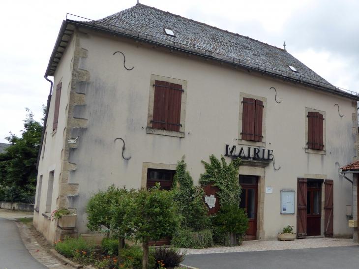 La mairie - Anglars-Saint-Félix