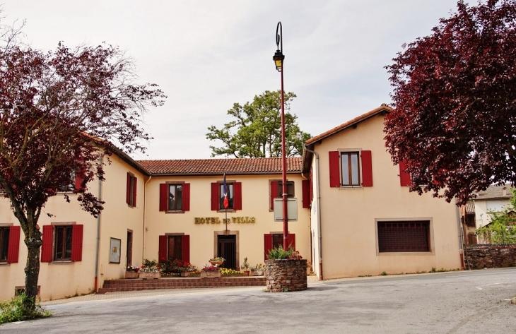Hotel-de-Ville - Belmont-sur-Rance