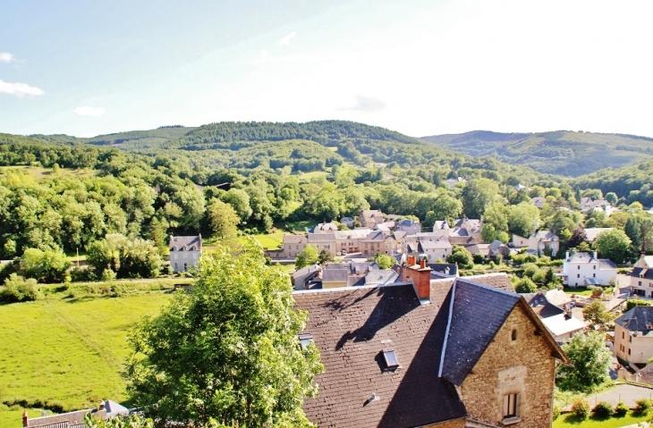 Le Village - Bertholène