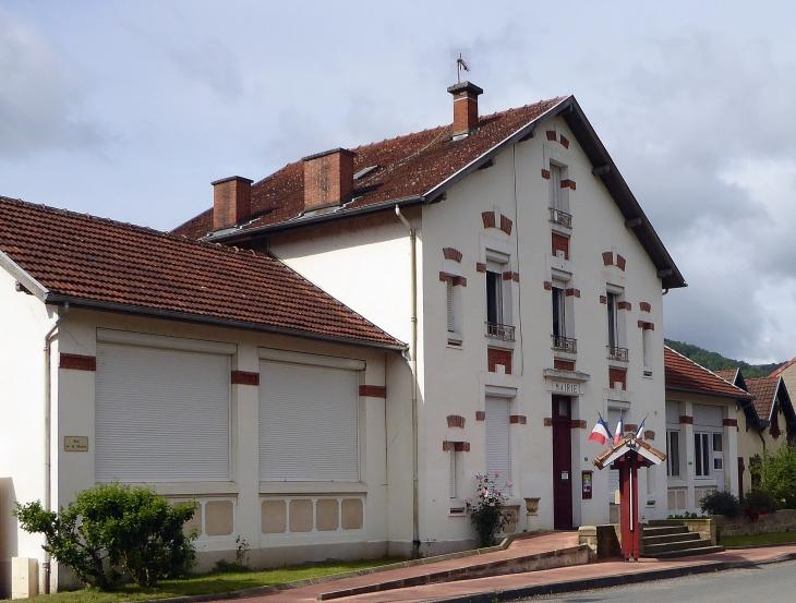 La mairie - Bouillac