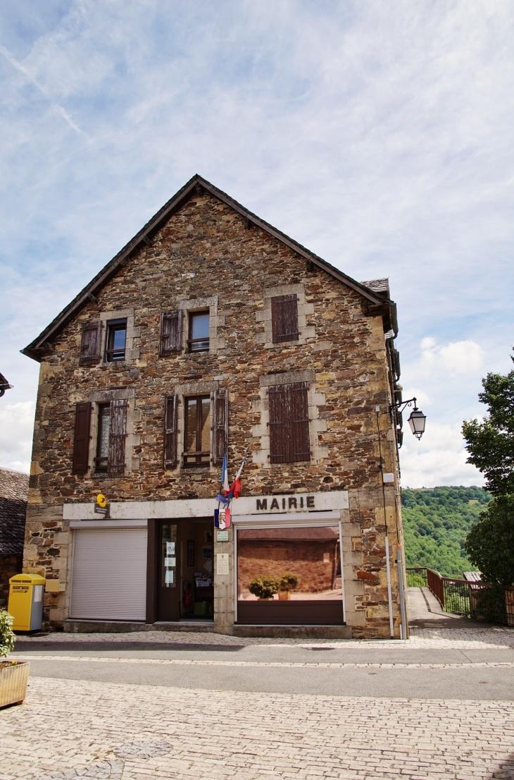 La Mairie - Castelnau-de-Mandailles
