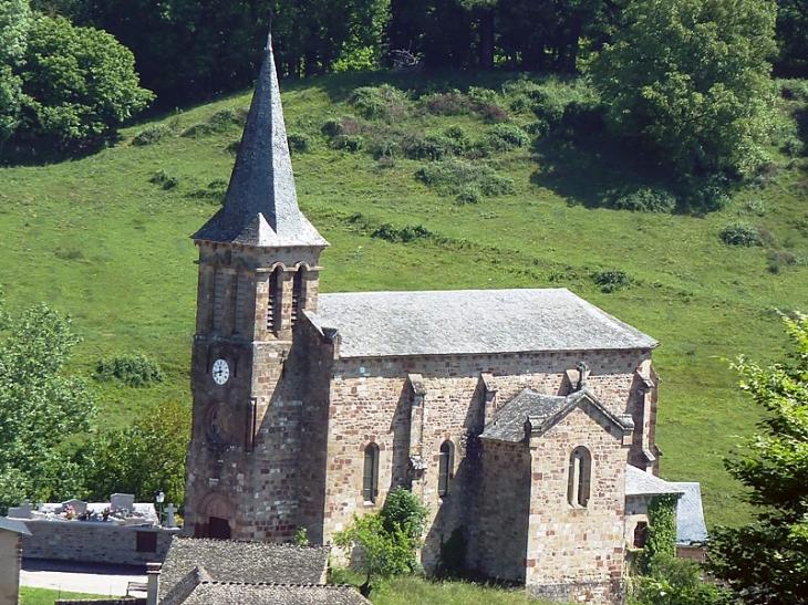L'église - La Capelle-Bonance