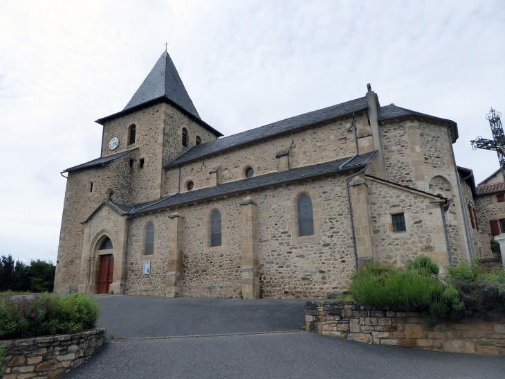 L'église - Les Albres