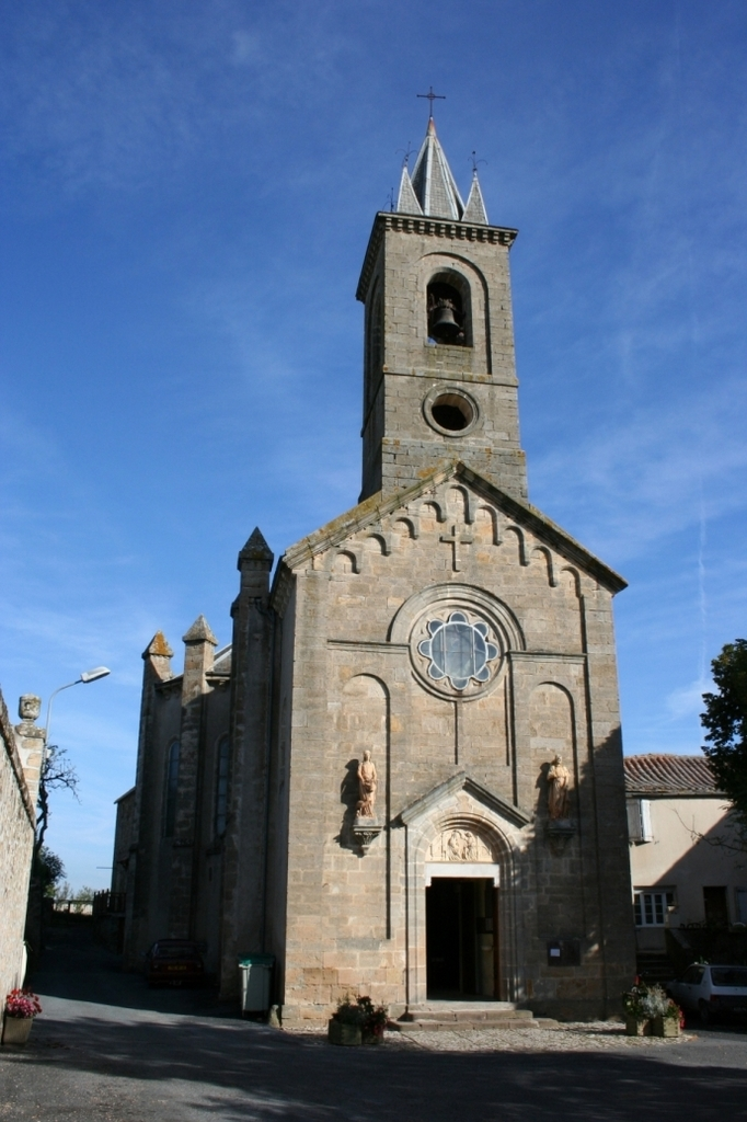 Eglise des Costes Gozon - Les Costes-Gozon