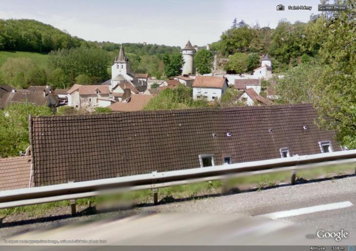 St Rémy vue générale - Saint-Rémy