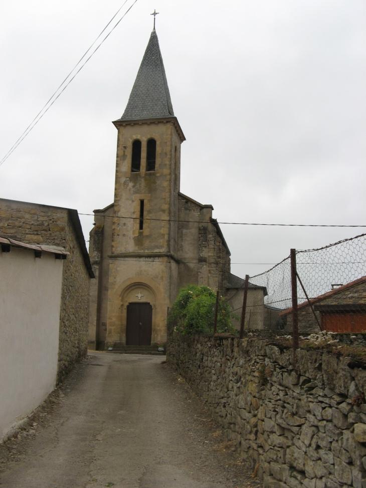 Ancienne église de Mélac - Saint-Rome-de-Cernon