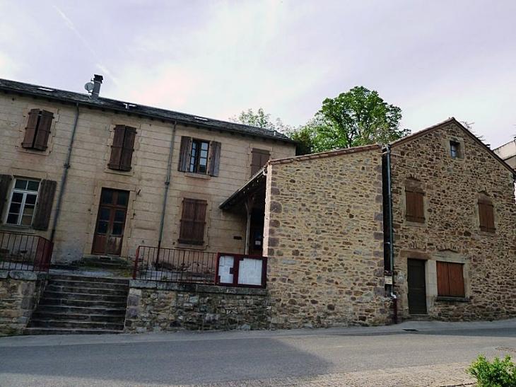 La mairie - Sylvanès
