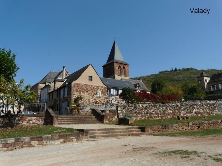 L'église - Valady
