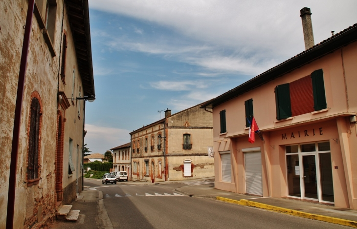 La Mairie - Meauzac