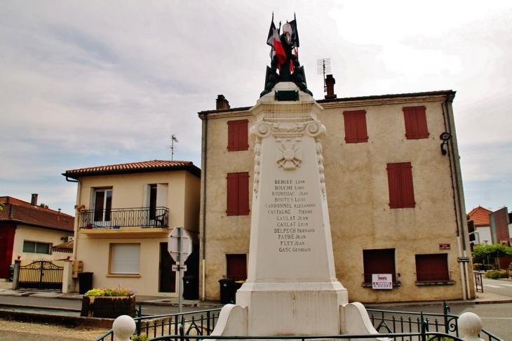 Monument-aux-Morts - Meauzac