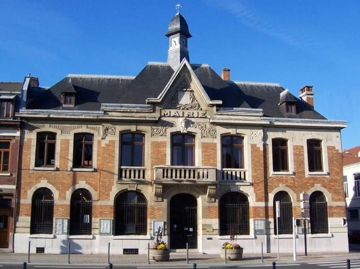 Photo saint andr lez lille 59350 la mairie saint - Piscine de saint andre lez lille ...