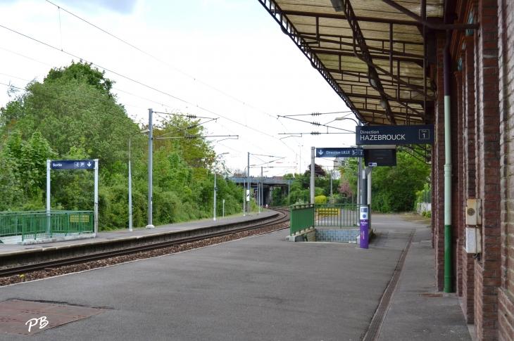 Photo saint andr lez lille 59350 quai de la gare - Piscine de saint andre lez lille ...