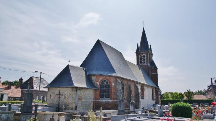 -église Saint-Martin - Campagne-lès-Wardrecques