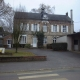 Pouilly sur Serre 26489 La mairie et le monument aux morts jpg