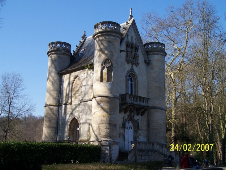 Photo coye la for t 60580 chateau de la reine - Meteo coye la foret ...