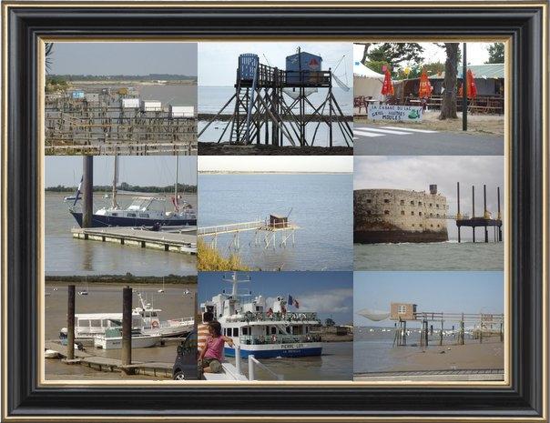 Photo port des barques 17730 port debarques port - Hotel port des barques charente maritime ...