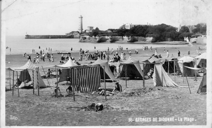 Photo saint georges de didonne 17110 la plage - Office du tourisme saint georges de didonne ...