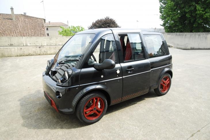 photo cerizay 79140 voiture electrique mia construite a cerizay 73555. Black Bedroom Furniture Sets. Home Design Ideas