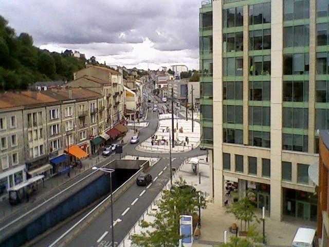 Photo poitiers 86000 vue de la ville poitiers for Plan de la vienne 86000