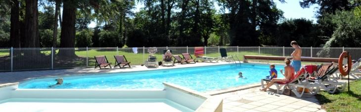 photo roiff 86120 piscine du domaine saint hilaire roiff 189556. Black Bedroom Furniture Sets. Home Design Ideas