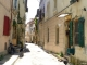 Arles. Rue Saverien.