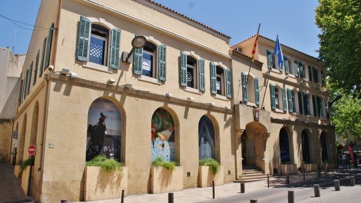Hotel-de-Ville - Istres