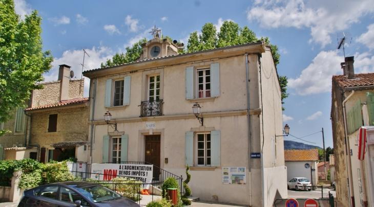 La Mairie - Lamanon