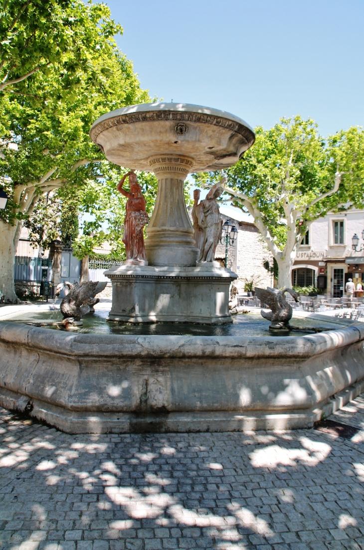 Fontaine - Maussane-les-Alpilles