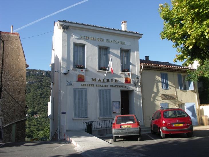 Mairie de Mimet