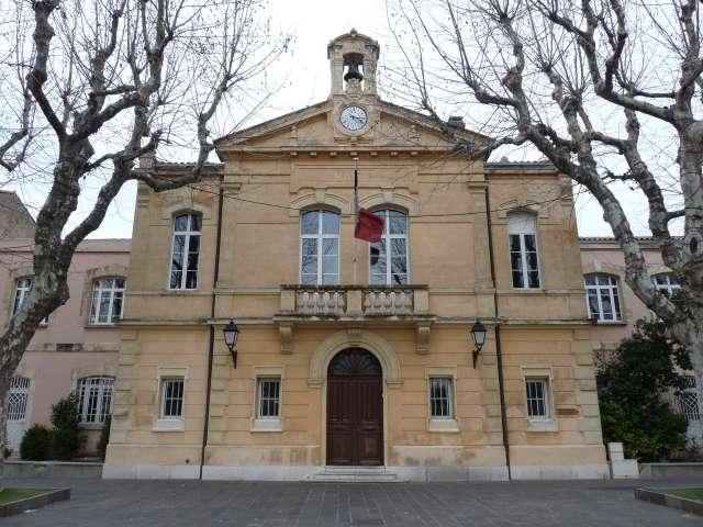 L' hôtel de ville - Port-de-Bouc