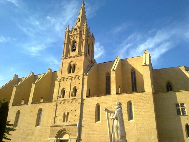 Photo salon de provence 13300 eglise st laurent - Eglise saint laurent salon de provence ...