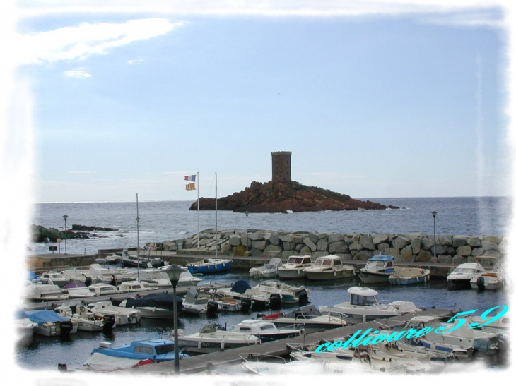 Photo saint rapha l 83700 petit port du poussaille - Meteo marine port camargue saint raphael ...