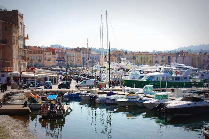 Tous Restaurants Saint Tropez Port