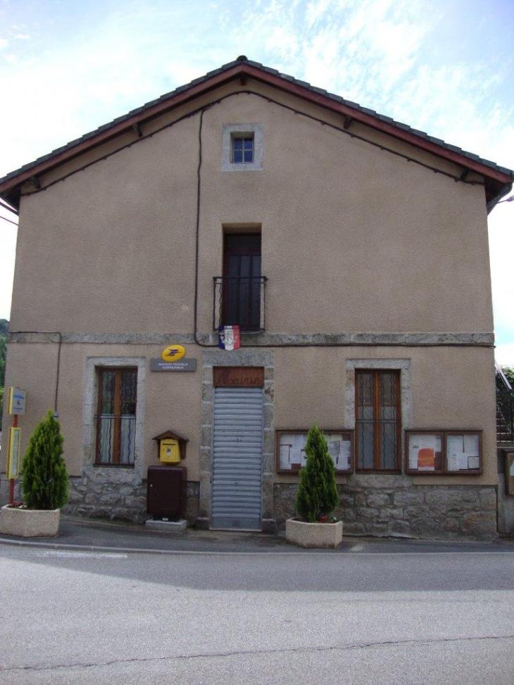 Saint-Julien-Boutières (07310) la mairie
