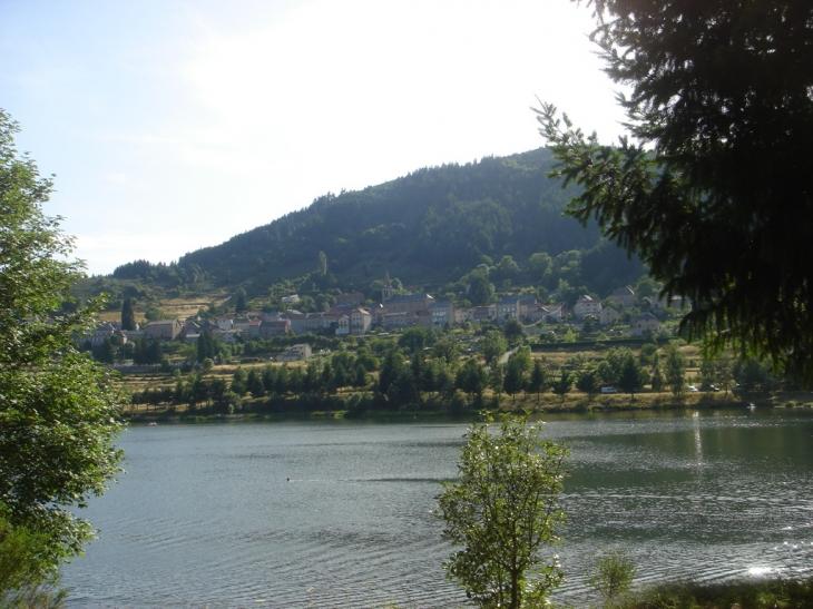Lac St Martial 1 - Saint-Martial