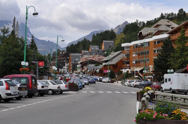 Mairie mont de lans informations sur la ville mont de for Piscine les deux alpes
