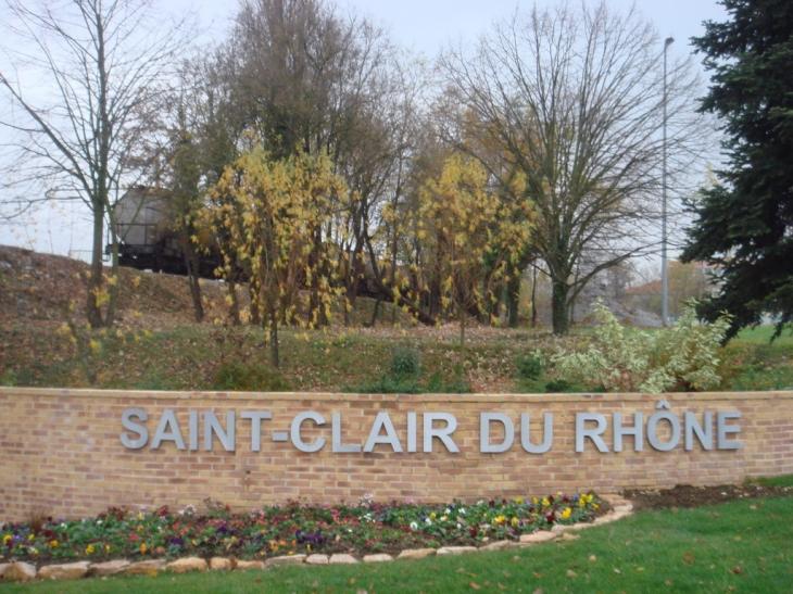 Photo saint clair du rh ne 38370 saint clair du rh ne 36698 - Garage bonneton st clair du rhone ...