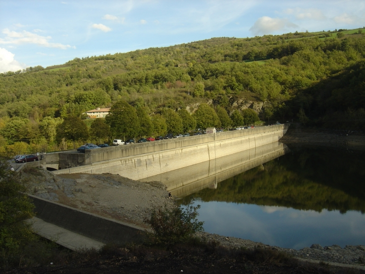 Photo ch teauneuf 42800 barrage de couzon - Piscine de chateauneuf sur loire ...