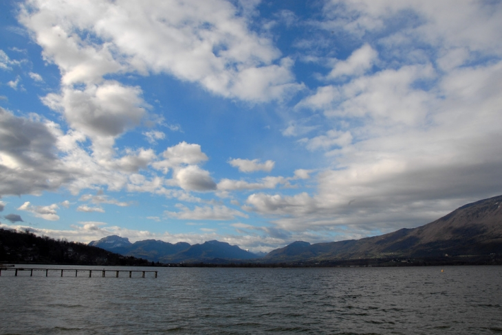 Locations de vacances à proximité du Lac du Bourget Aix