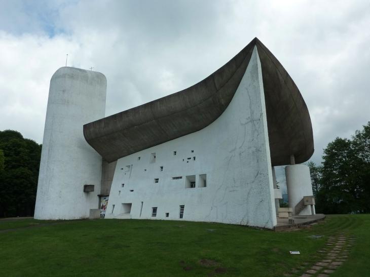 Chapelle Notre Dame du Haut, Ronchamp