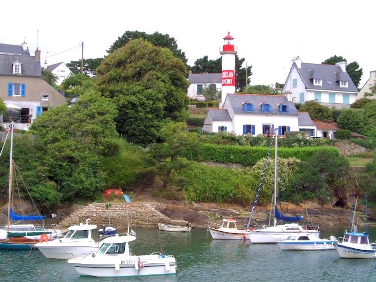 Port de Clohars-Carnoet