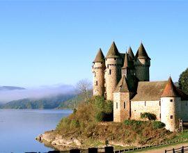 chateau d'auvergne lanobre
