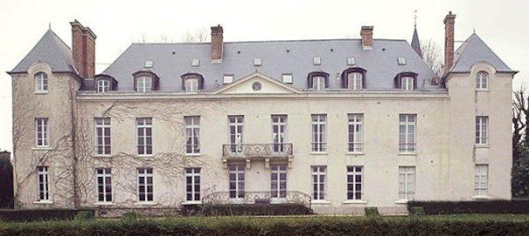 Le château de Louveciennes, demeure de Madame du Barry - Mag Communes